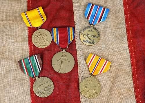 American Defense Award - American Emblem Utica NY