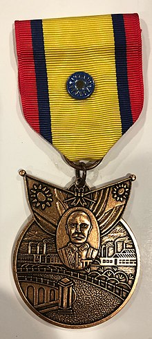 WWII China medal?