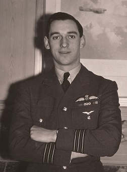 Sidney Patrick Daniels, DSO*, DFC* Pathfinder and Master Bomber