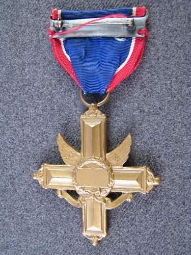 distinguished service cross WW2???