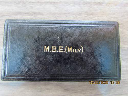 MBE second type.