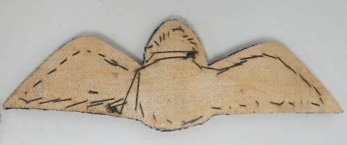 RAF wings