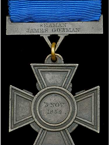 A Victoria Cross for auction soon