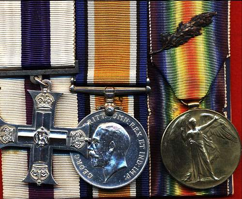 WW1 Military Cross