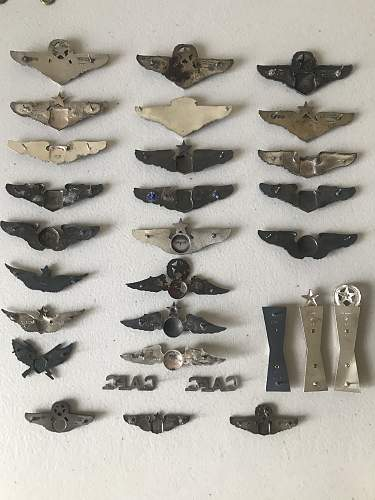 Pilot Wings Collection Update