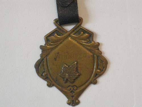 Help to identify this fob/badge