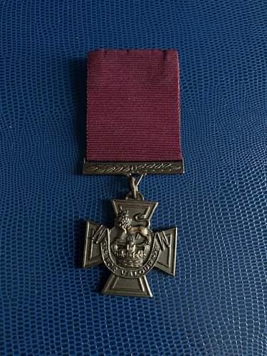 Victoria Cross Help