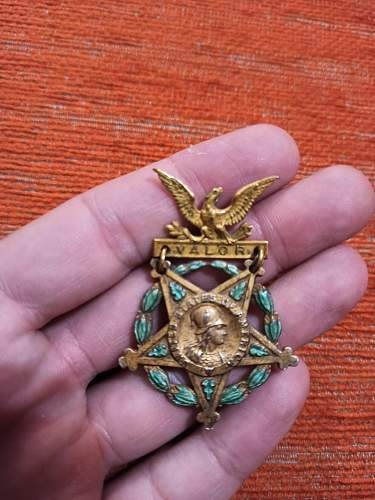 Congress Medal of Honor