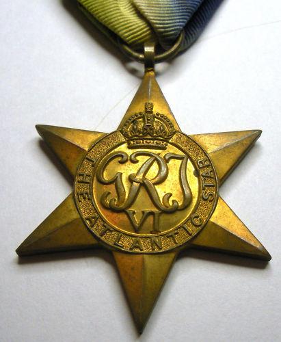 Atlantic Star: WWII period?