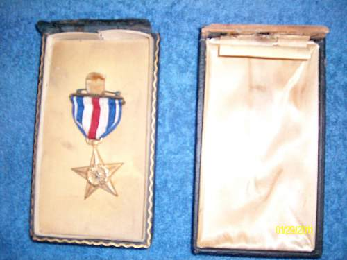 Ballparked, worth anything? USN officer's awards throughout WWII