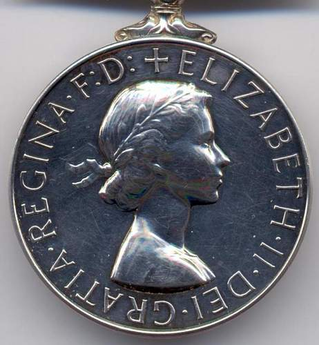 Stolen Medal alert: EII Royal Naval Long Service and Good Conduct Medal