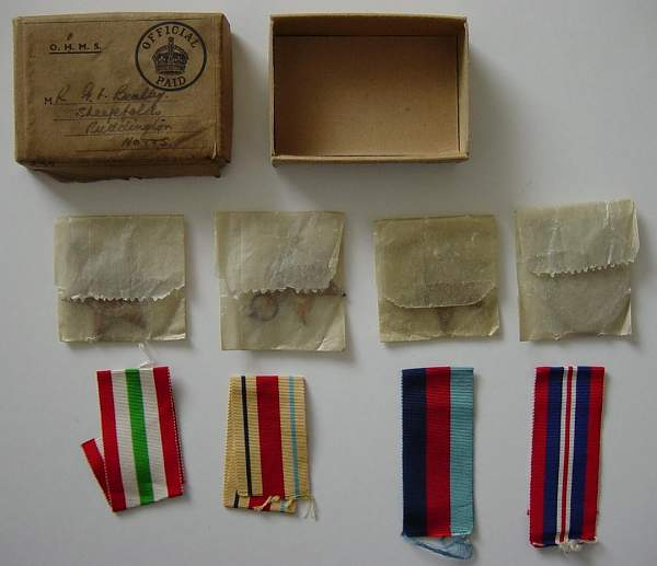 Click image for larger version.  Name:British medals of Fred B 2..JPG Views:120 Size:91.3 KB ID:18518