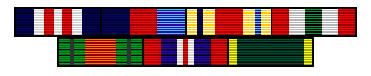 Anzio awarded Military Medal