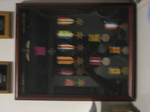 My US Medal Collection