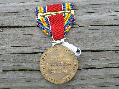 US Medals