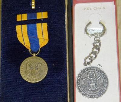 ww2 u.s  badge