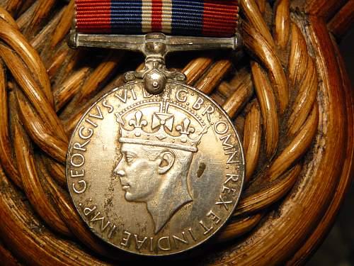 War Medal 1939-1945 (Victory Medal)