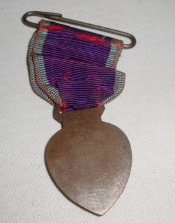 Supposed WW1 Purple Heart ........... real?