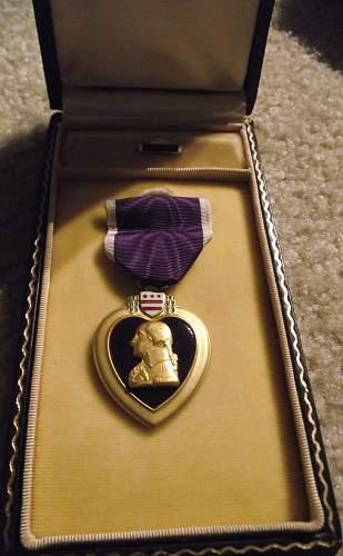 Purple Heart Set