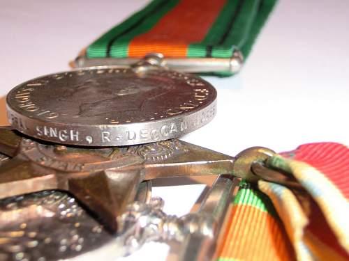 Click image for larger version.  Name:Defence medal 5.jpg Views:215 Size:231.5 KB ID:288546