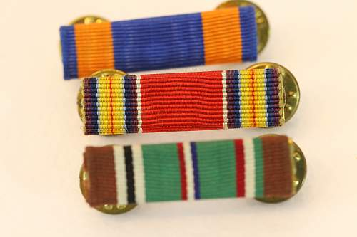 USAF medals and insignia grouping....authentic?