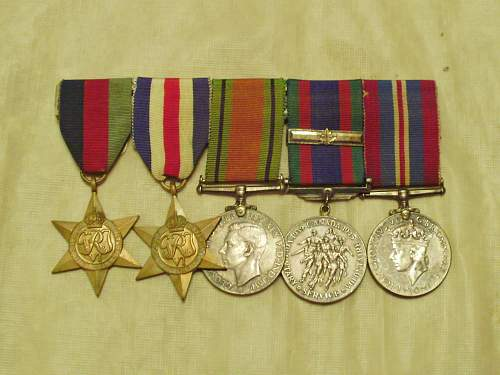 Crash Course on WWII British/ Commonwealth Medals?