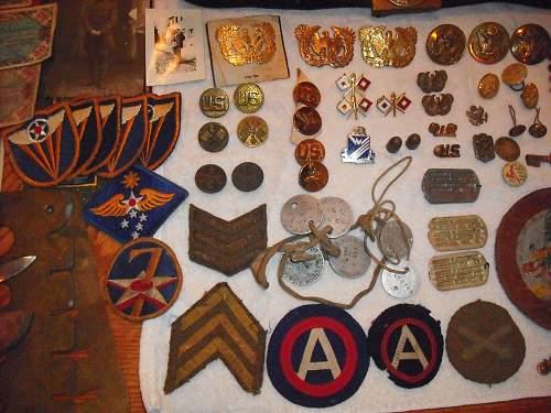 Amazing Veterans grouping