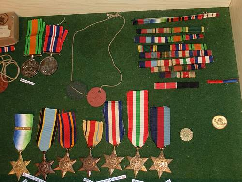 My British Medal Collection