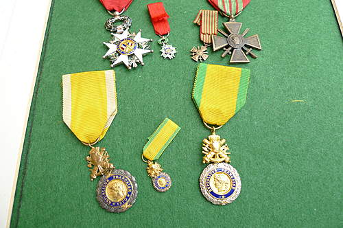 french gallantry medals