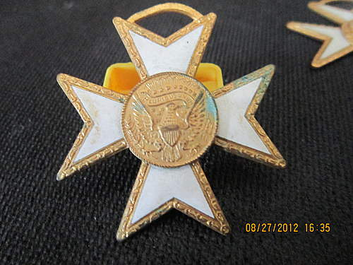 Anyone know what these medals are?