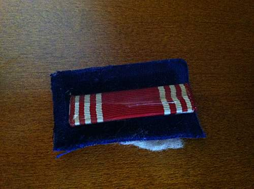 Please tell me about these military decorations my grandfather found !!