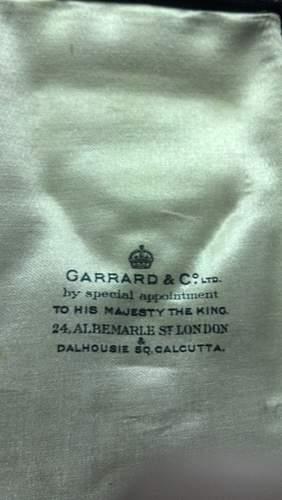 WWI British OBE (Order of the British Empire)