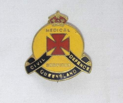 Australian ARP Badges