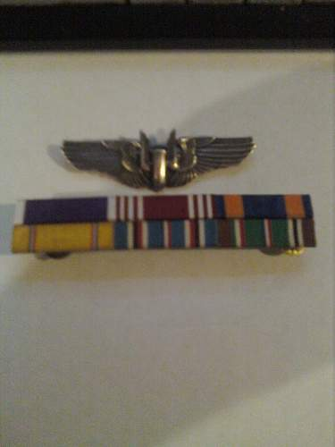Help With Id of WW2 AAC medals from picture