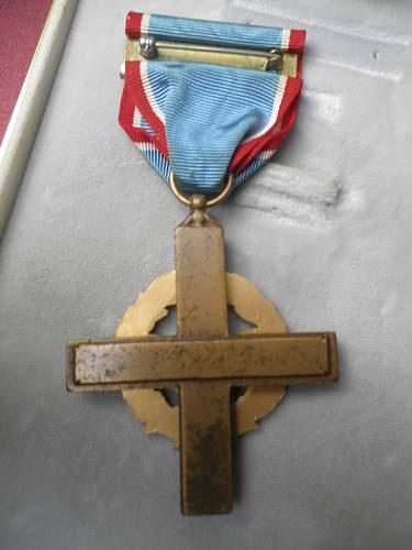 Air force cross..usa..great find