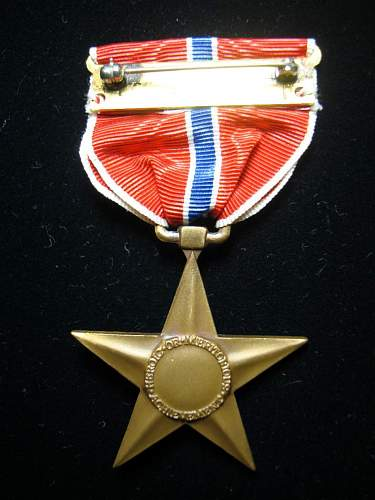 WW2 US Bronze Star