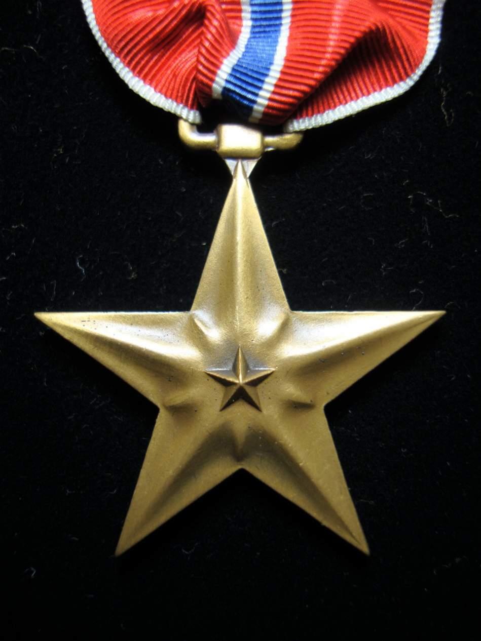 The Star System: WW2 US Bronze Star