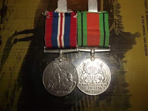 medal pair advice.
