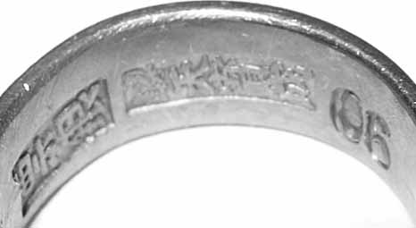 Help with WWII Rings w/ Chinese Writing and U.S., Soviet, Chinese & British Flag