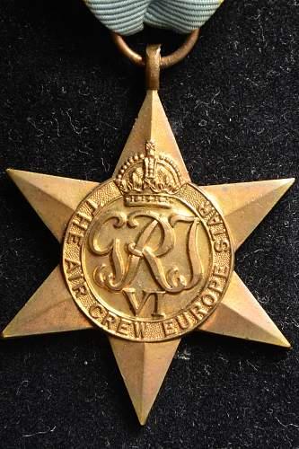 Air Crew Europe Star: Original or Copy?