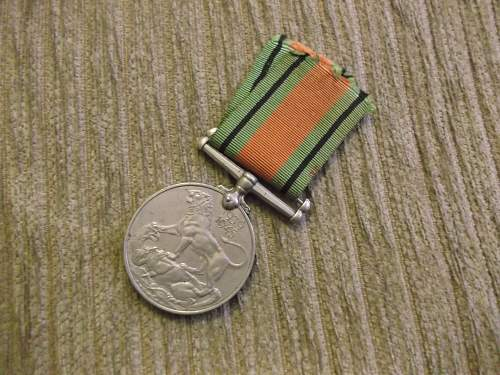 South African WW2 Medal