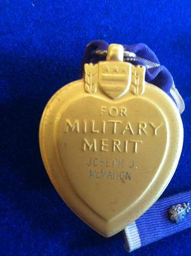 Click image for larger version.  Name:dday group purple heart.jpg Views:59 Size:49.2 KB ID:494745
