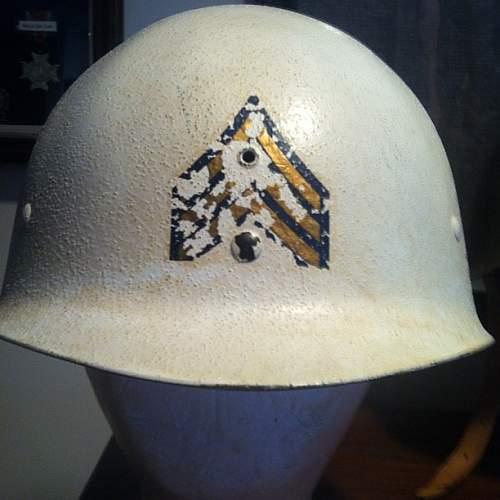 Click image for larger version.  Name:dday helmet 1.jpg Views:47 Size:81.5 KB ID:494748