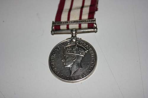 My Gandfathers WW2 Pacific War Medals