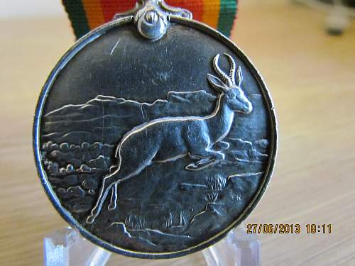 Click image for larger version.  Name:Africa Service Medal.jpg Views:47 Size:322.7 KB ID:531200