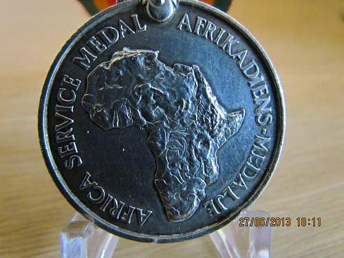 Click image for larger version.  Name:Africa Service Medal (2).jpg Views:46 Size:324.4 KB ID:531201