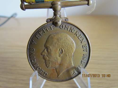 Territorial Forces War Medal