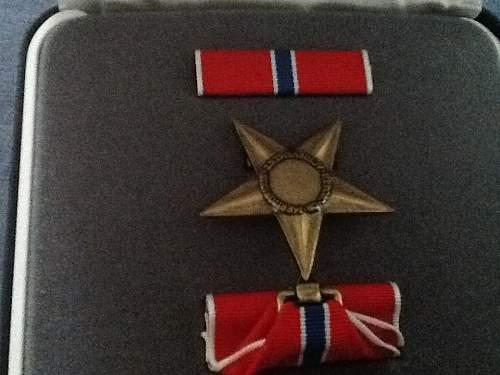 Bronze Star Set