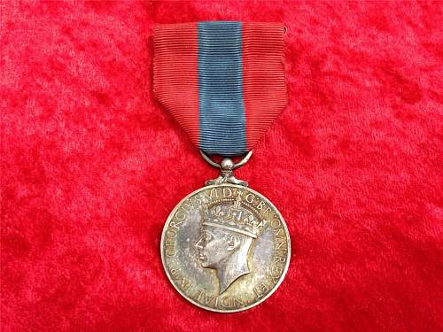 Trying to ID this British medal