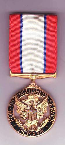 US Major General's Medals